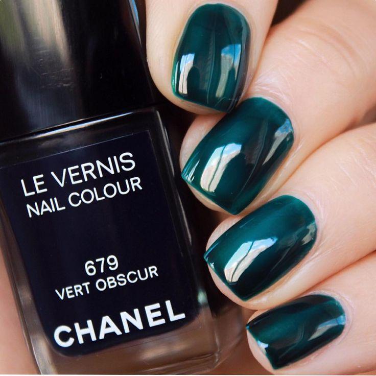 Chanel - Vert Obscur
