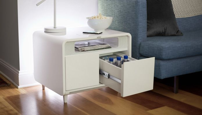 Sobro Smart Side Table Is A Multifunctional Side Table With A