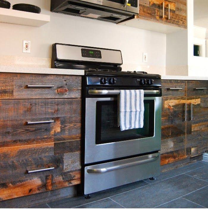 1000+ Ideas About Pallet Kitchen Cabinets On Pinterest