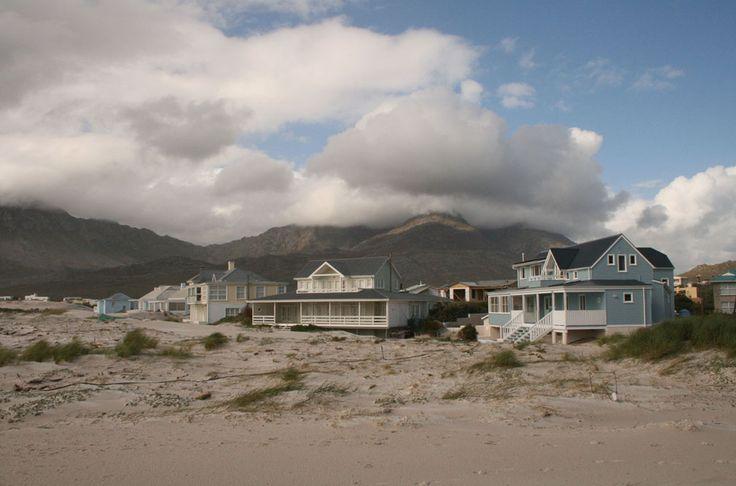 Rustic Homes in Pringle Bay