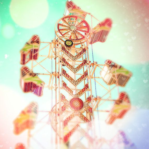 Whimsical Photography Summer Fair Colors by KaleidoscopePhoto