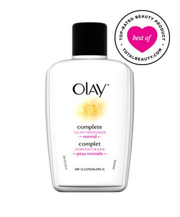 Best Drugstore Moisturizer No.7: Olay Complete All Day Moisturizer with Sunscreen Broad Spectrum SPF 15 - Normal