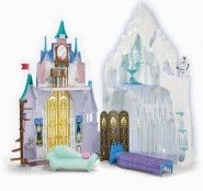 Disney Frozen Castle & Ice Palace Playset  Disney Frozen Castle & Ice Palace Playset: Inspired by the Disney film Frozen, this expandable play set allows girls to re-create the adventures of the film's two lead characters, sisters An...