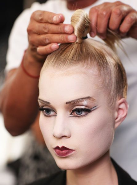 Ballerina Makeup For My Costume Costumes Pinterest - Dancer prince hairstyle