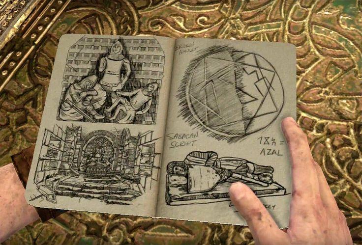 20. Broken amulet