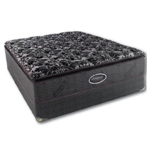 Fall Asleep Easy In The Simmons Brisben Queen Mattress Available In Black This Mattress