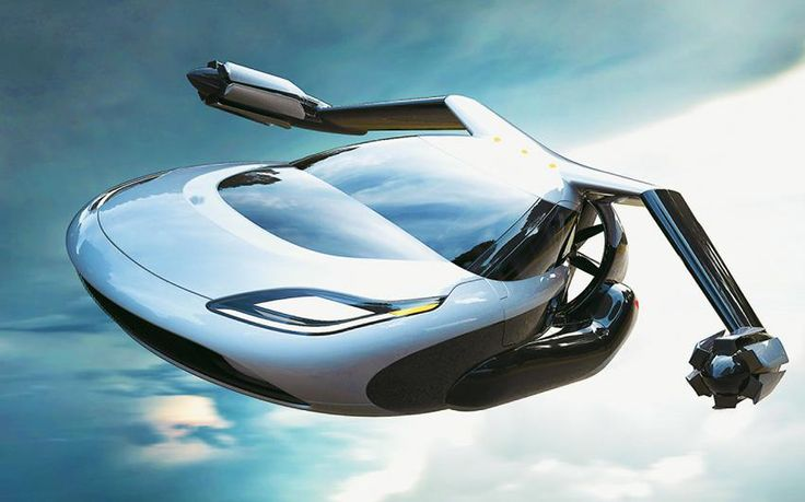 SPEED today: Ερχεται το ιπτάμενο ηλεκτρικό αυτοκίνητο!