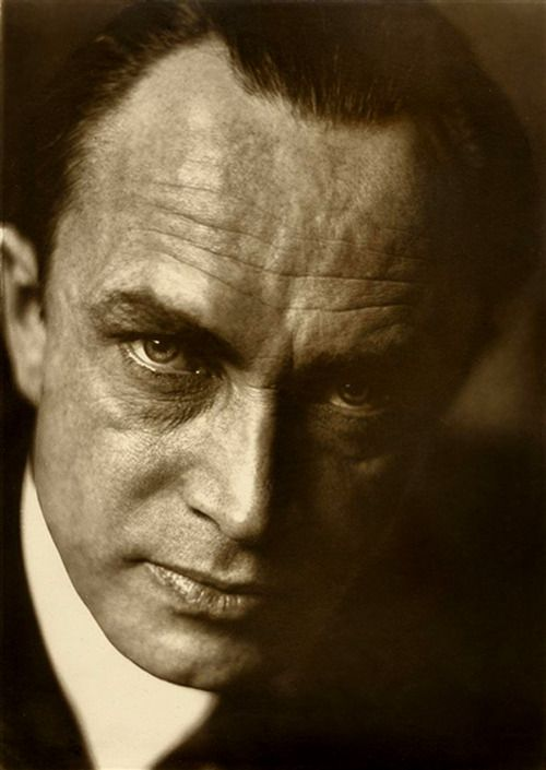 Conrad Veidt, 1932 by Trude Fleischmann (Austrian 1895-1990)