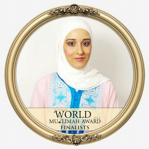 ٩(๑❛▽❛๑)۶   ٩(๑❛▽❛๑)۶   ٩(๑❛▽❛๑)۶  Let's vote and support Ben Guefrache Fatma, 25 years old from Tunisia.  Click this link to vote her:  http://www.worldmuslimah.org/award2014/ben-guefrache-fatma-tunisia/  #finalists #WorldMuslimah2014