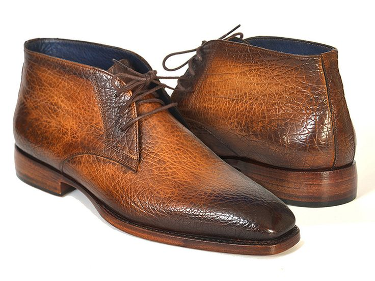 Mens Chukka Boots Brown - PRO Quality