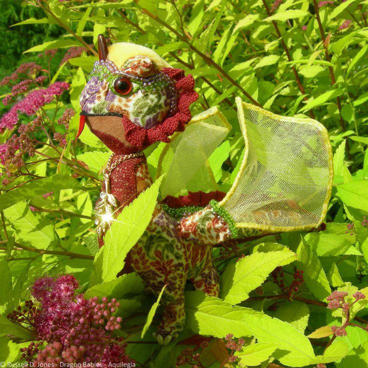 Aquilegia Baby Dragon (2) by russelldjones on DeviantArt