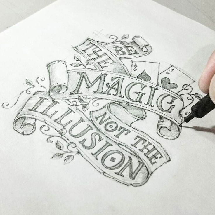 Incredible lettering sketch by @abedazarya - #typegang - free fonts at typegang.com | typegang.com #typegang #typography