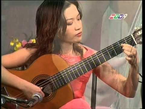 Recuerdos de la Alhambra -guitarist kim chung.VOB