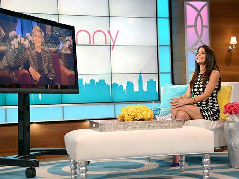 Ellen DeGeneres Denies Feud With Bethenny Frankel, Proud of Talk Show - Us Weekly