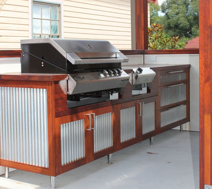 Absolute Joinery Outdoor BBQ project Lithgow - Absolute Joinery