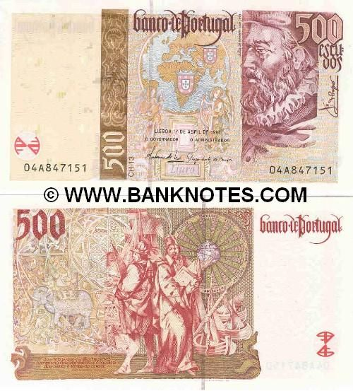 portuguese money | this picture is for reference only it may not be
