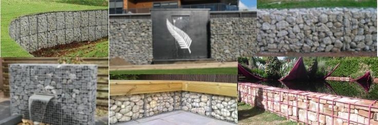 17 Best Images About Gabions On Pinterest Landscaping