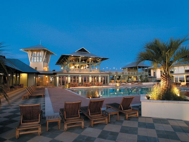 WaterColor Inn & Resort, Santa Rosa Beach: Florida Resorts : Condé Nast Traveler