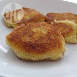 Rezeptbild: Kartoffelplätzchen aus Kartoffelbrei-Resten