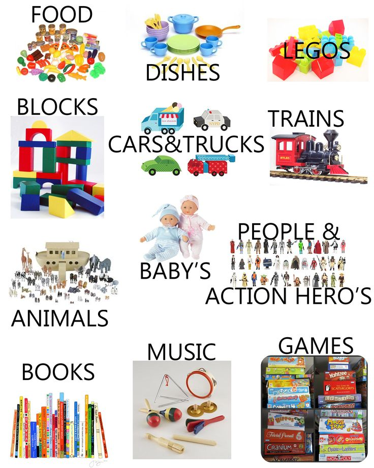 easy (8x10printable) label your toy shelves for kid clean-up