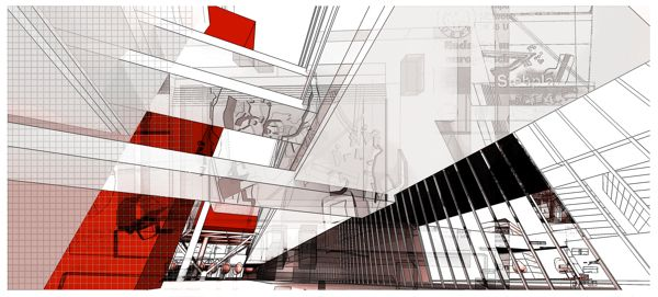 Nottingham Forest FC - New Stadium Project by Chris Allwood, via Behance