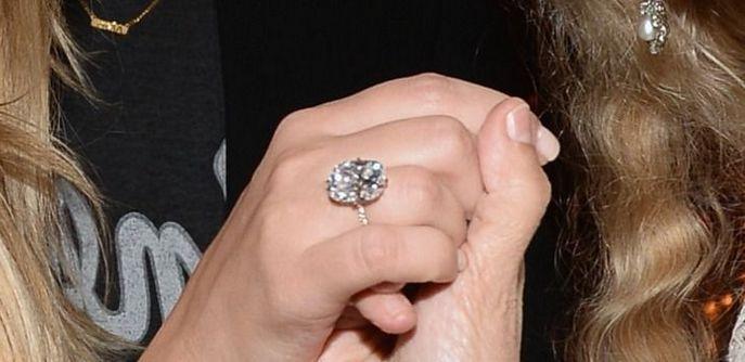 Kim Kardashian, Kanye West engaged: Ring may be worth $8M ...