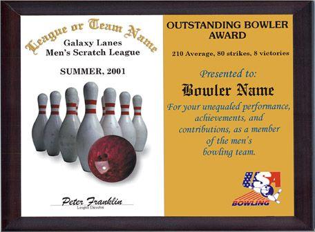 Bowling certificates etamemibawa bowling certificates yadclub Images