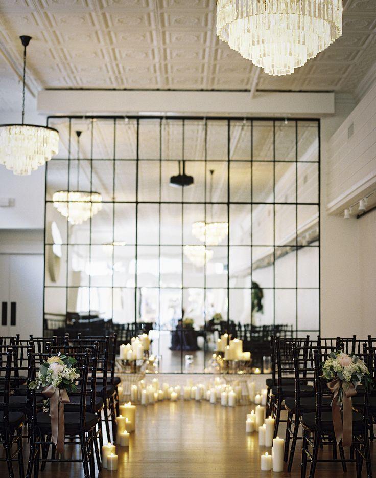 Elegant wedding at the Old Metropolitan Hall in Charlottesville, Virginia