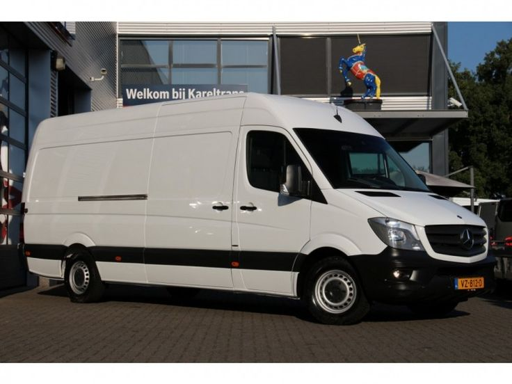Mercedes-Benz Sprinter  Description: Mercedes-Benz Sprinter 316 CDI  Price: 369.08  Meer informatie