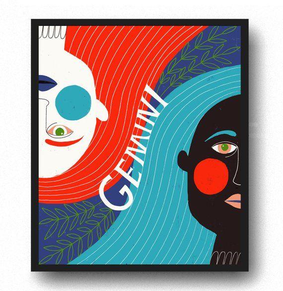 Gemini datiert Aquarius