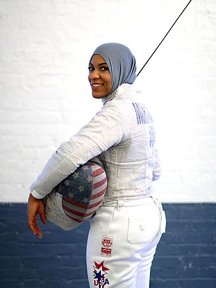 Who Run the World? These Girls! 8 U.S. Olympic Newcomers to Keep Your Eye On | IBITHAJ MUHAMMAD | The Olympic fencer is…