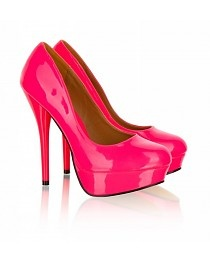 Limited Neon Pumps Pink