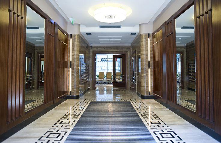 Grand hall @Foksal Residence