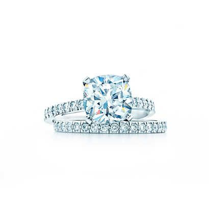 Tiffany Novo® Engagement Rings | Tiffany & Co. - oval's runner up :)