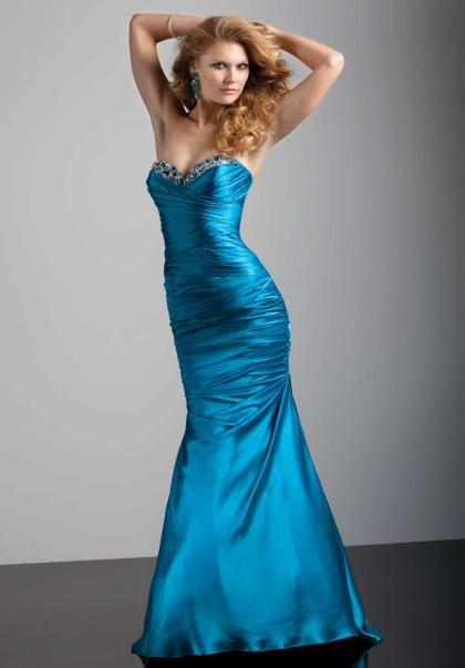 Mori Lee 93208 Prom Dress - PromDressShop.com