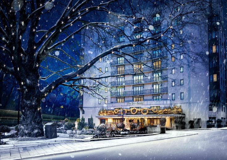 Glamorous Christmas Getaways | Alive Network The Icon: The Dorchester, London If the therapy you're after is less of the salt scrub and more the Selfridges kind, there can be few places of retreat to beat The Dorchester. Promising its guests a traditional Christmas wonderland, The Dorchester's central Mayfair location is close to London's finest stores and festive entertainment – a haven for label lovers hoping to indulge in a Christmas shopping spree.