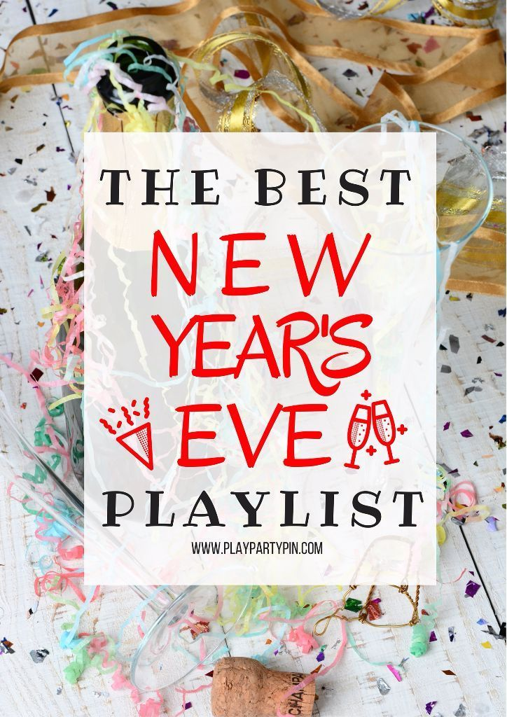 Looking for New Years Eve party ideas? This 2015 playlist is full of great music for a New Year's Eve party, everything from pop hits like One Direction to rock songs from Mumford & Sons. Everything you need to keep your party moving and grooving! #3 is still one of my favorite 2015 songs!