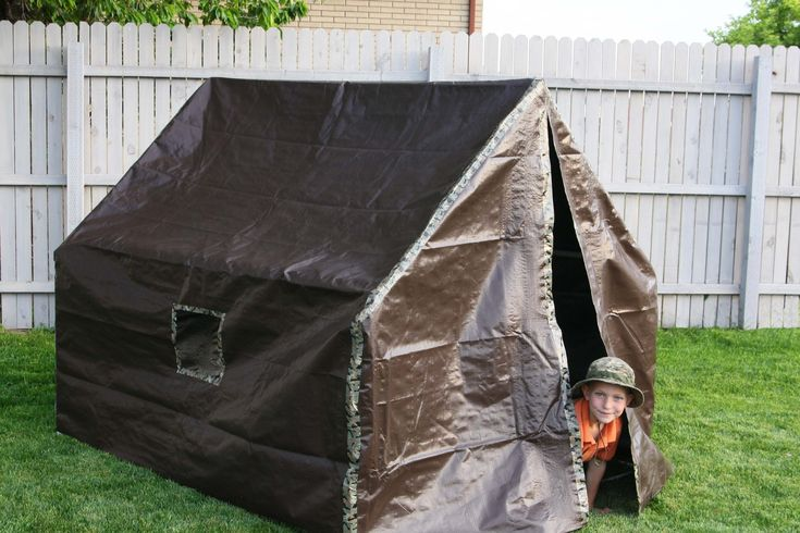 How To Make A Play Tent