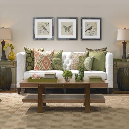 HOME DZINE Home Decor | Dress up a blank wall