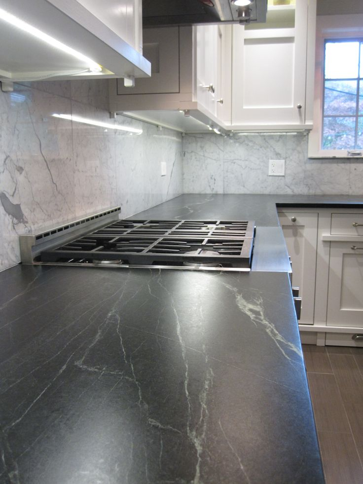 25 best ideas about soapstone countertops on pinterest for Granite countertop width