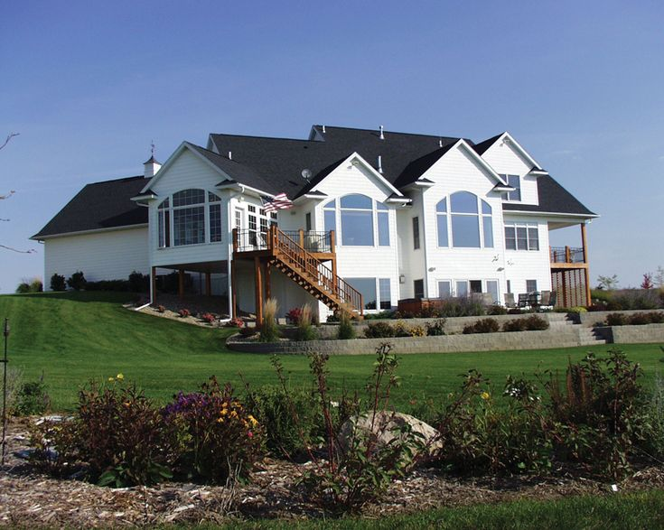 81 best Lake House Plans images on Pinterest House plans and