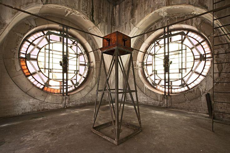 flinders-street-station- Inside the clock tower