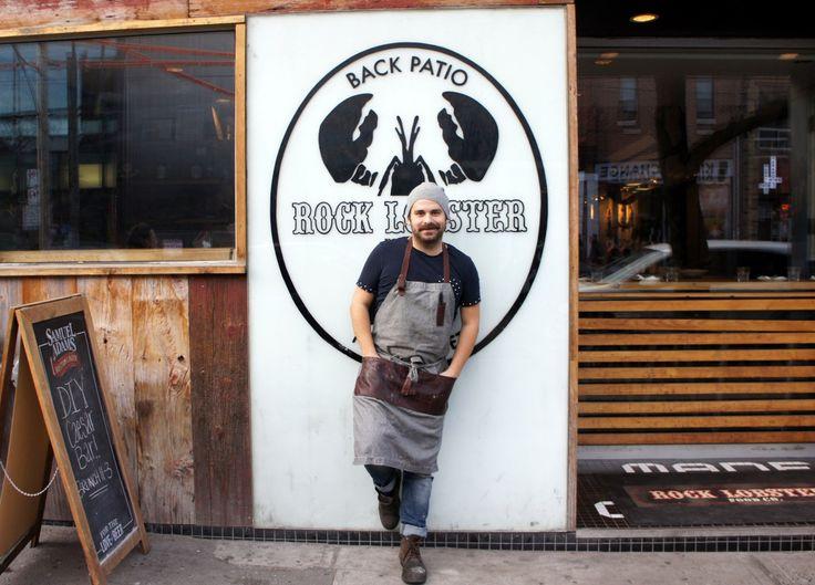 Interview with Matt Dean Pettit owner of Rock Lobster