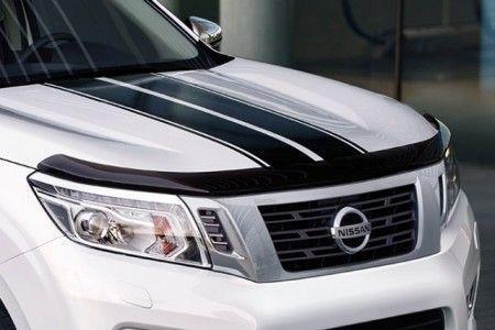 Nissan NP300 Navara (D23M) Hood Deflector 2015- - KE6104K000