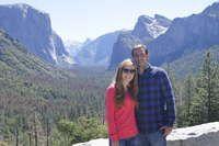 Efetivamente um dia de visita deixa um sabor agridoce pela velocidade estonteante a que temos que absorver as paisagens incrivelmente marcantes e inspiradoras, trilhos de suster a respiração e uma biodiversidade inimaginável.  #honeymoon #YosemiteNationalPark #5thstop #2days #Yosemitesierraview