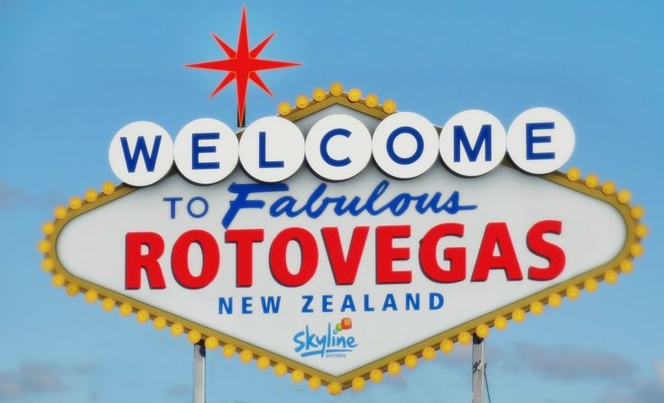 How to have an action-packed family weekend in Rotorua without breaking the bank. #givepresence #rotovegas