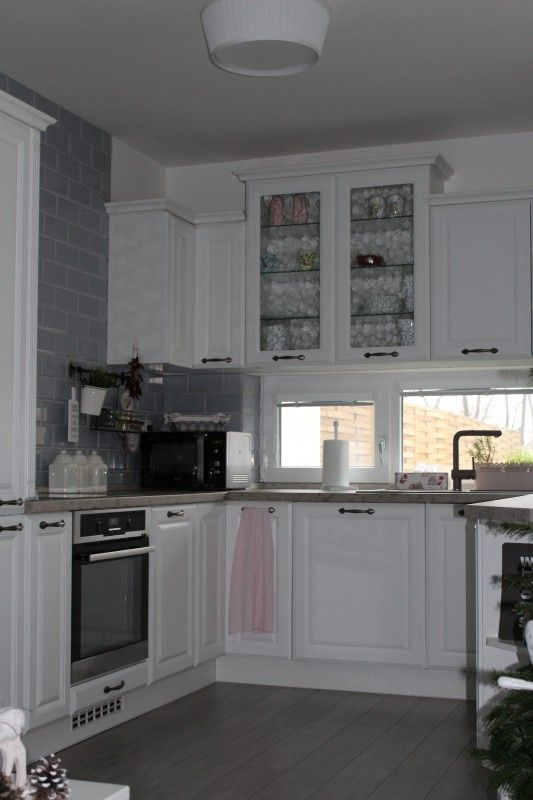 Kuchyňa KATY Biela arctic (Martin Brezovický)
