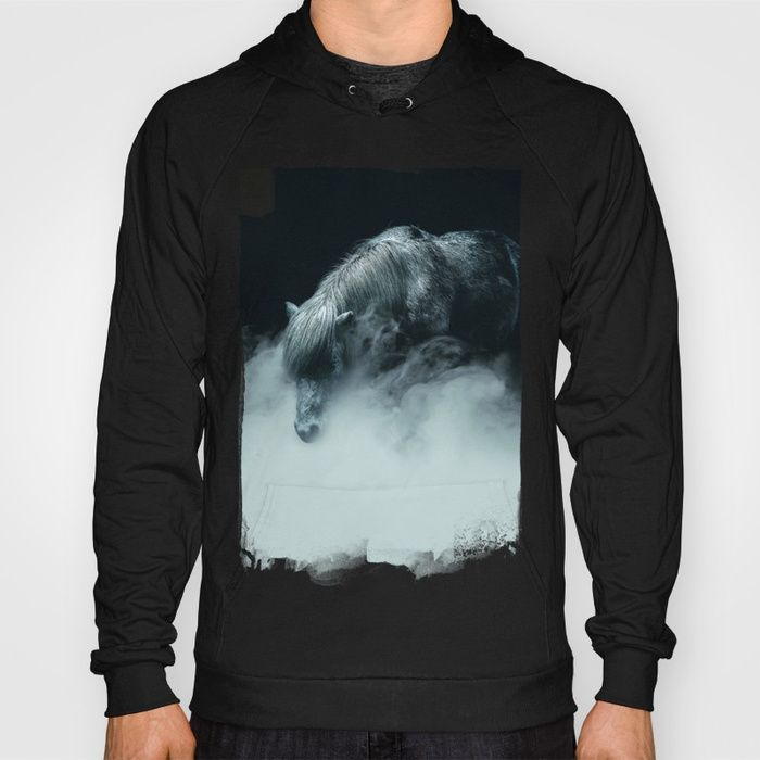 Things change Hoody by HappyMelvin. #horse #photography #fineart #hoodie