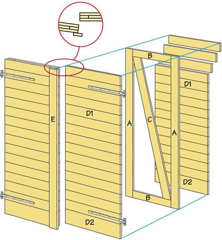 bygga dörr ritning - Sök på Google