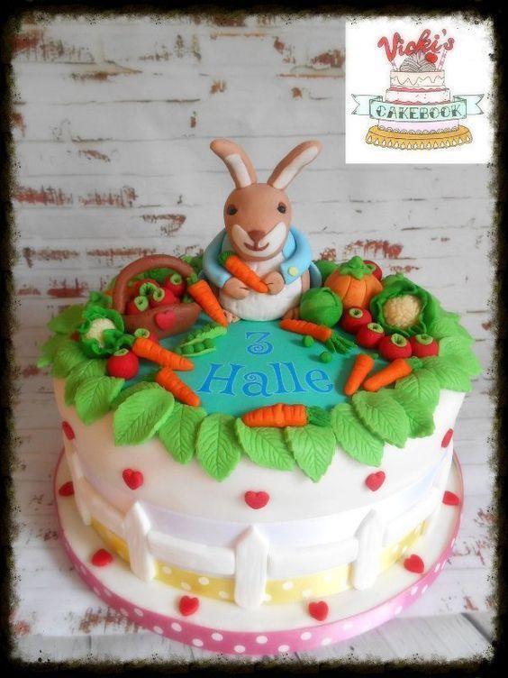 Garden Design Birthday Cake 17 best garden cakes images on pinterest | garden cakes, vegetable